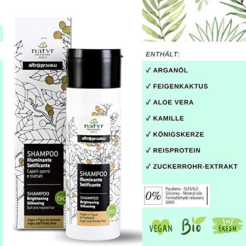 Zoom IMG-1 bio cura shampoo con olio