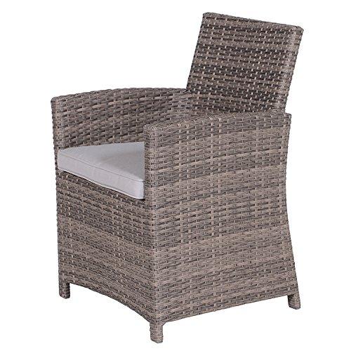 Delightful Garden Impressions Lounge Sessel, Poly Rattan Gartenstuhl, Ideale Sitzplatz  Erweiterung Für Ess Kombination Design Ideas