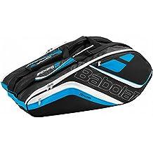 Babolat Rh X 12 Team Line Fundas para raquetas de tenis, Unisex adulto, Azul, Única