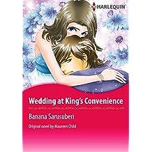 WEDDING AT KING'S CONVENIENCE (Harlequin comics)