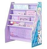 Die Eiskönigin - Hängefach-Bücherregal für Kinder – Büchergestell für das