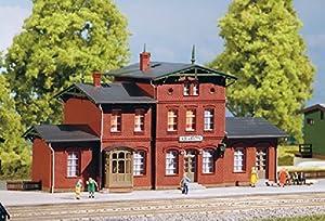 Auhagen Edificio para modelismo ferroviario escala 1:160