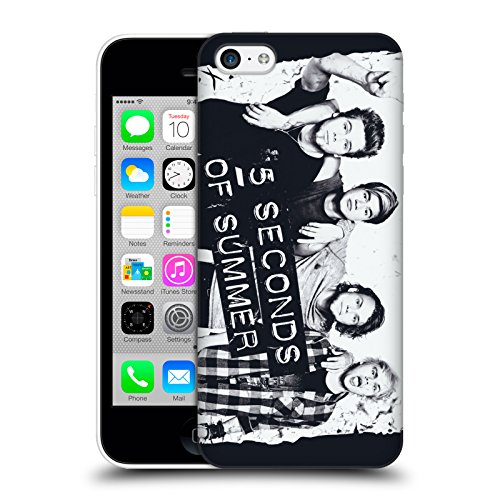 official-5-seconds-of-summer-peace-out-group-photo-derp-hard-back-case-for-apple-iphone-5c