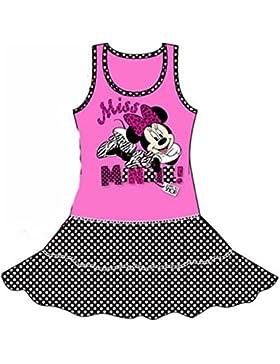 Disney Minnie Maus ärmelloses Kleid
