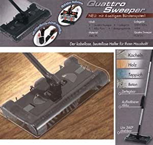 Batterie megaprom balai flexi sweeper-aspirateur sans fil