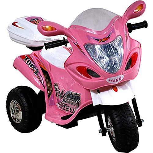 scalesport 238 Elektrofahrzeug Motorrad Spielzeugauto Elektrisches Kinderfahrzeug Kinder (Rosa(238/Rosa))