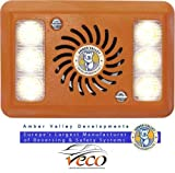 alarmalight Alarm und weiß nicht blinkendem LED-Licht kombiniert Warnung Sicherheit System Amber Valley aval280W