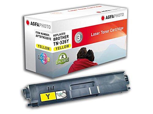 Preisvergleich Produktbild AgfaPhoto APTBTN326YE Toner Bro HLL8250CDN,  3500 Seiten,  gelb