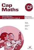 Cap Maths CP - Matériel photocopiable