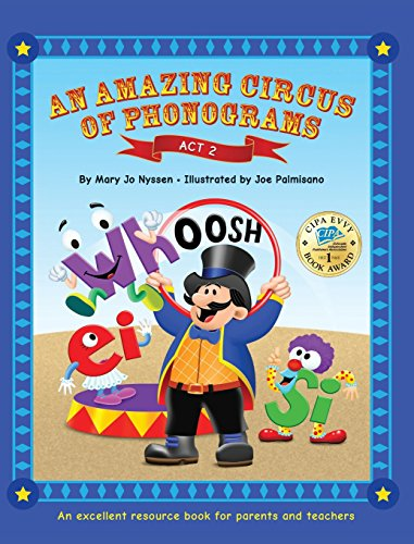 An Amazing Circus of Phonograms-Act 2: An excellent resource book for teachers and parents