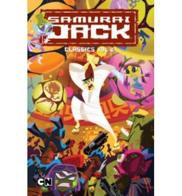-samurai-jack-classics-volume-2-busch-robbie-author-paperback-2014