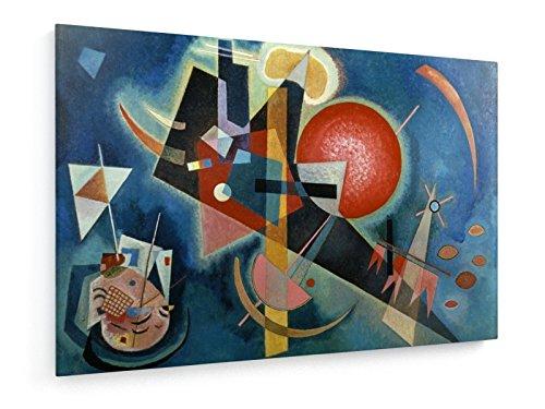 Wassily Kandinsky - Nel Blu - Pittura 1925 - 75x50 cm - weewado - Belle stampe d