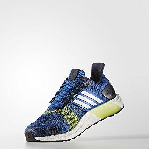 Adidas Ultra Boost St M, Chaussures De Course À Pied Homme Bleu (azul / Ftwbla / Amasol)
