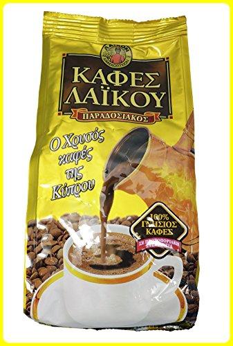 Kaffee Traditionelle laikou Zypern Griechenland Gold 200g-Der Top-Qualität Kaffee-1Stück 200g