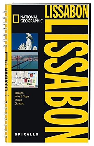 NATIONAL GEOGRAPHIC Spirallo Reiseführer Lissabon