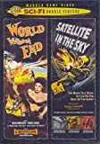 World Without End & Satellite in the Sky [DVD] [2008] [Region 1] [US Import] [NTSC]