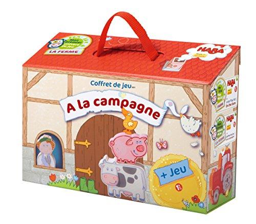 HABA- Coffret de Jeu A La Campagne, 005891