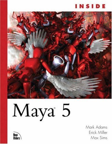 Inside Maya 5 (Real World) by Mark Adams (9-Jul-2003) Paperback