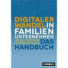 Digitaler Wandel in Familienunternehmen: Das Handbuch