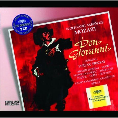 """Mozart: Don Giovanni, ossia Il dissoluto punito, K.527 / Act 1 - """"Fermati, scellerato!"""""""