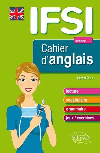 IFSI Cahier d'Anglais Niveau 3 Avanc...