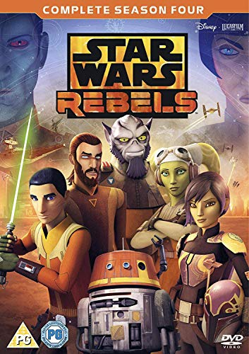 Star Wars Rebels - Series 4