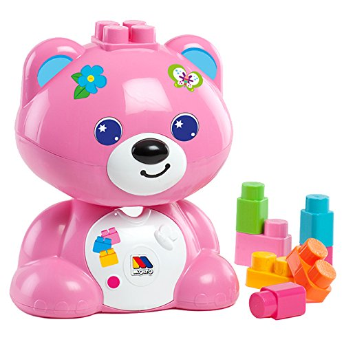 Osito rosa blocks 15pz