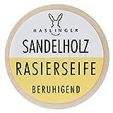 Haslinger Rasierseife Sandelholz