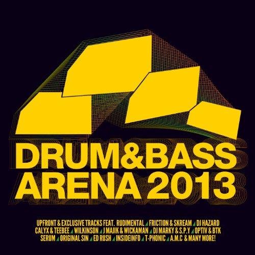 Drum & Bass Arena 2013 [Explicit]