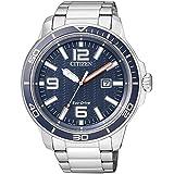 Solar Reloj hombre Citizen Buceo Efecto eco Drive Sports Reloj de hombre aw1520–51, relojes Variante: N ° 2