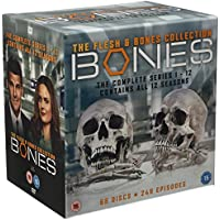 Bones - Seasons 1 to 12
