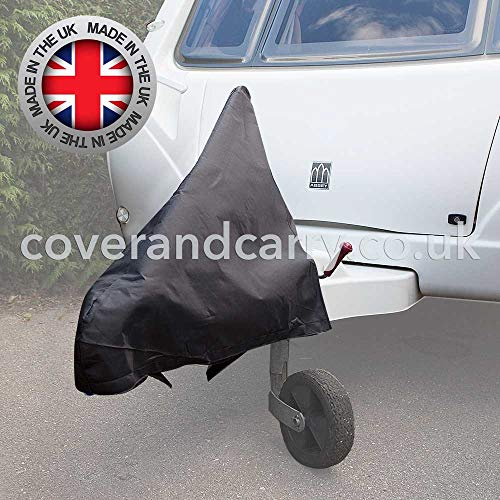 Used, Caravan A frame towing hitch cover EXTRA LARGE SIZE, for sale  Delivered anywhere in UK