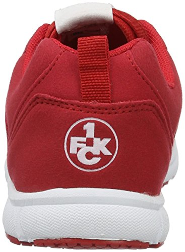 KangaROOS Nara, Sneakers basses mixte enfant Rot (devil Red)