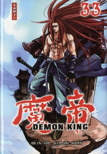 Demon King, Tome 33 :