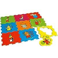 floor puzzle Bumba 90 x 90 cm 9 pieces