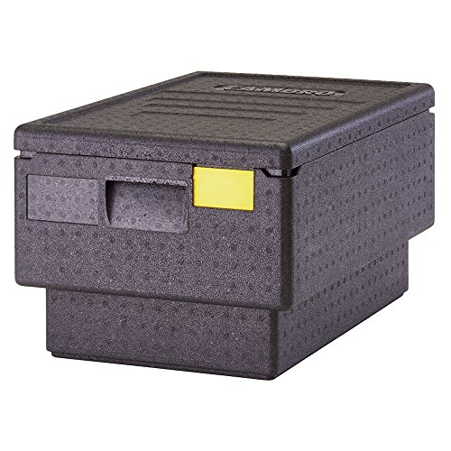 Cambro Cam gobox Container isotermico EPP, schwarz, 60x 41x 32cm