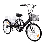 Ridgeyard Dreirad Für Erwachsene 24...