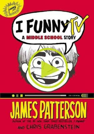 [ I Funny TV: A Middle School Story I Funny By ( Author ) Dec-2015 Hardcover
