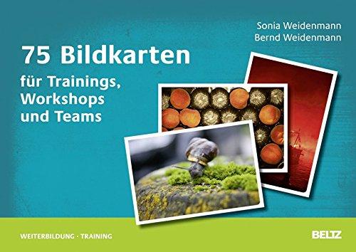 75 Bildkarten für Trainings, Workshops und Teams (Beltz Weiterbildung / Fachbuch)