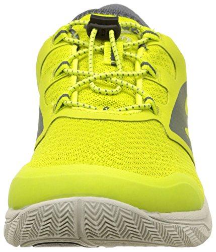 Hi-Tec V-lite Rio Race I, Baskets Basses homme Vert (Chartreuse/Charcoal)