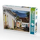 Altstadt Paraty - Estrada Real 1000 Teile Puzzle quer: Brasilien abseits von Rio (CALVENDO Orte)