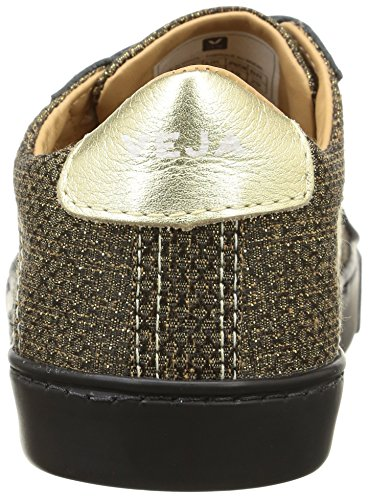 Veja Esplar, Baskets mode fille Or (1171/Lurex/Gold/Gold/Black)