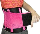 Sport Fitness Bauchweggürtel Abnehmen Schwitzgürtel für Männer und Frauen