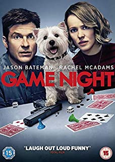 DVD - Game Night (1 DVD)