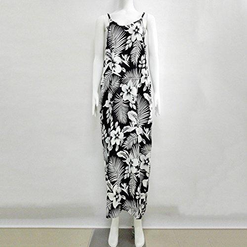 QIYUN.Z Femme V-Cou Spaghetti Sangle Sans Manches Plage Backless Sundress Longue Maxi Robe Photo Couleur 9