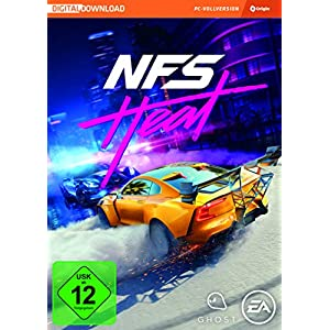 Need for Speed Heat – Standard Edition – [PC]