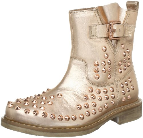Blink BX 445-805A111 43805-A111, Stivaletti donna Oro (Gold (rosegold 111))