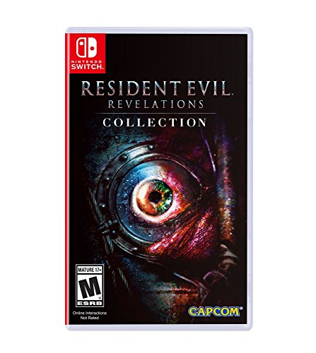 Resident Evil Revelations Collection sur Nintendo Switch