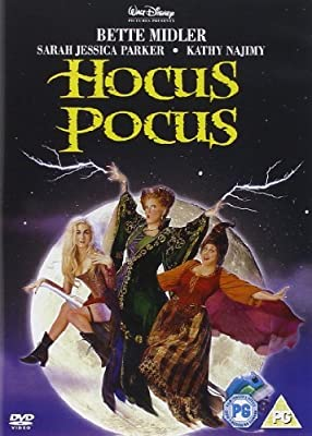 Hocus Pocus [DVD] [1993] by Bette Midler