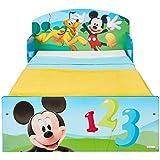 WA Kinderbett 70x140 Mädchen Jungen Babybett Bett Disney Mickey Mouse